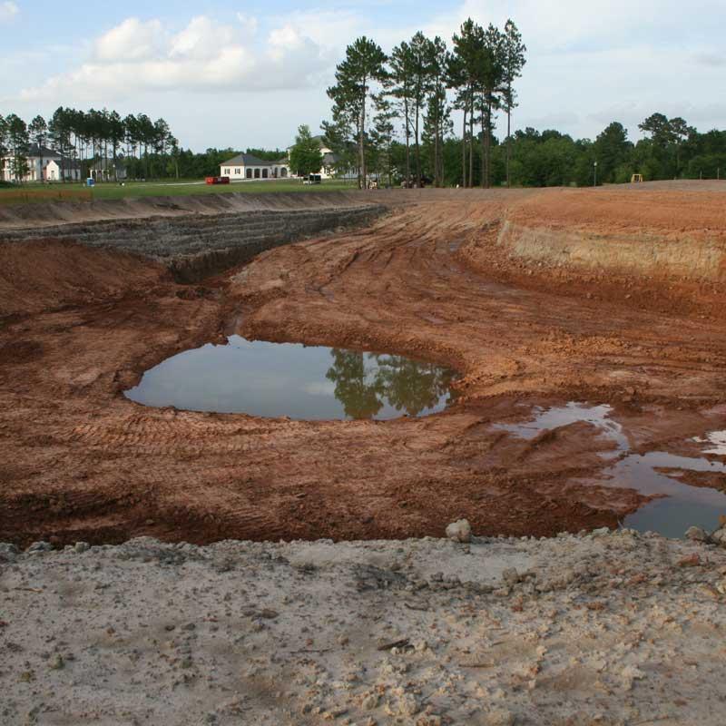 pond builders lake charles la